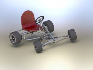 Product Design Racing Go-kart