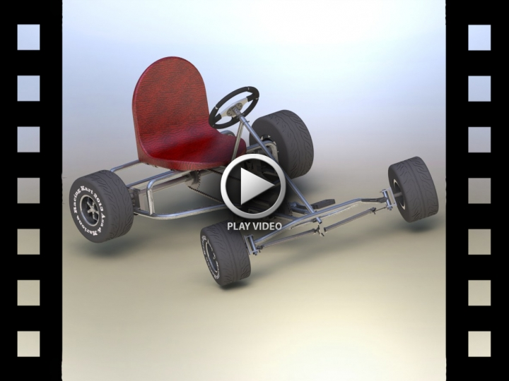 Racing Kart video