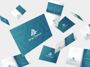 Business Cards Ariel Finans