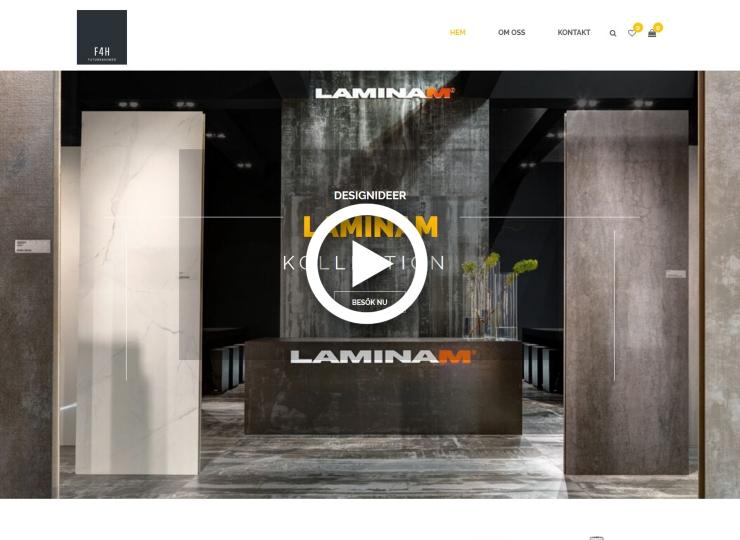Homepage Future4Homes – Play video