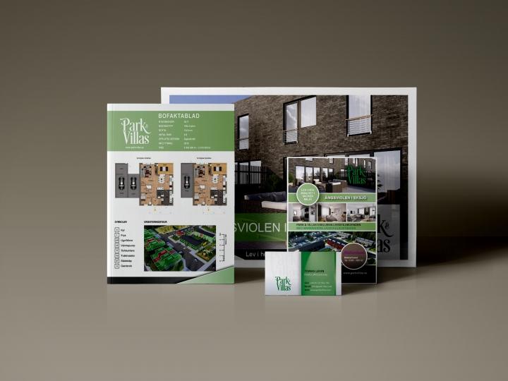 Essential Stationery Park&Villas